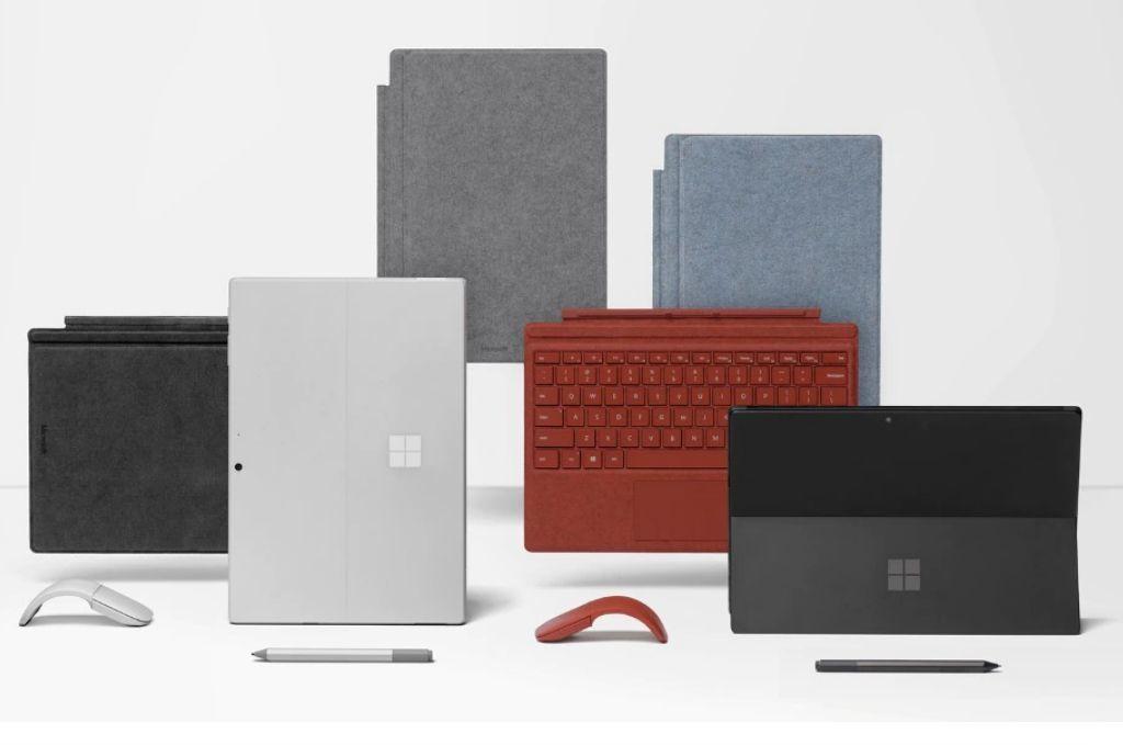 Housses de rangement Microsoft Surface Pro
